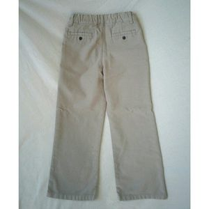 Janie and Jack Bottoms - Janie & Jack Brushed Grey Pants